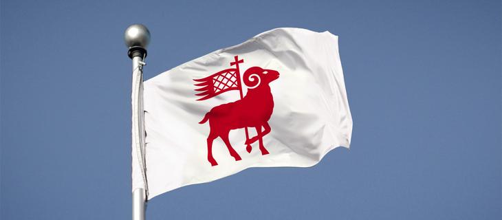 Liten Gotlands Flagga