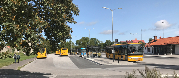 Visby busstation