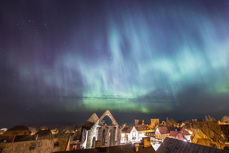 Vinnarna i fototävlingen Colours of World Heritage - Region